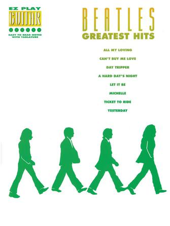 Product Cover for The Beatles Greatest Hits