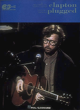 Product Cover for Eric Clapton – From the Album Eric Clapton Unplugged