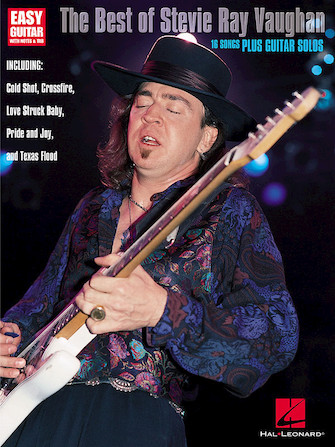 Product Cover for The Best of Stevie Ray Vaughan