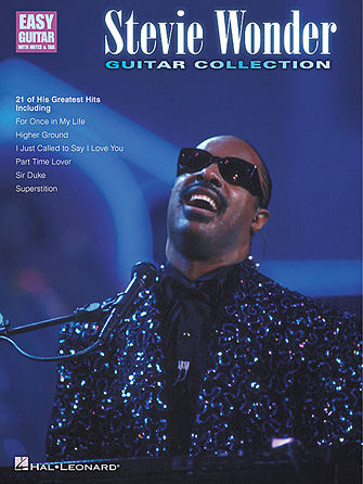 Product Cover for Stevie Wonder Guitar Collection