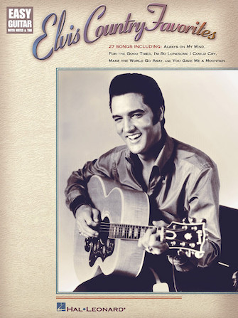 Product Cover for Elvis Country Favorites