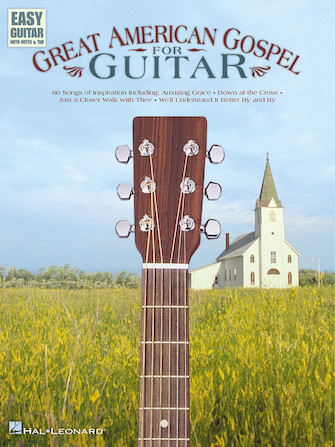 Product Cover for Great American Gospel for Guitar