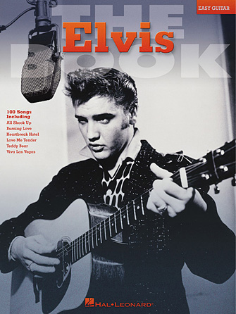 Product Cover for The Elvis Book