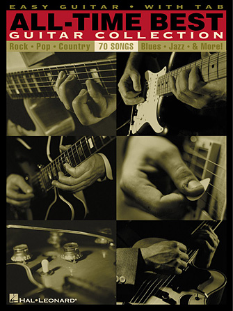 Product Cover for All-Time Best Guitar Collection (Songbook)