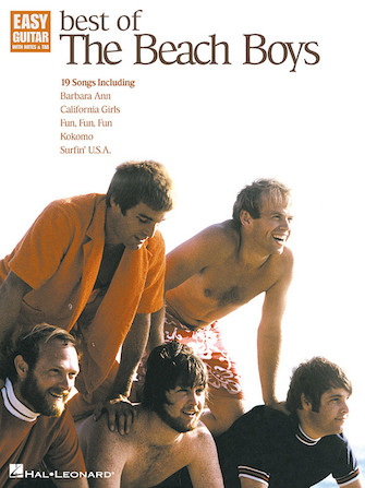 Product Cover for Best of The Beach Boys