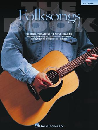Product Cover for The Folksongs Book