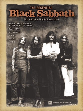 Product Cover for The Essential Black Sabbath