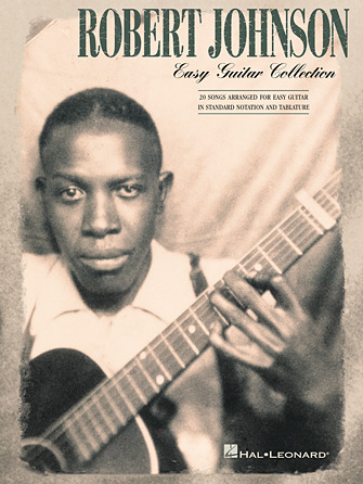 Product Cover for Robert Johnson – Easy Guitar Collection