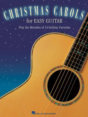 Product Cover for Christmas Carols for Easy Guitar