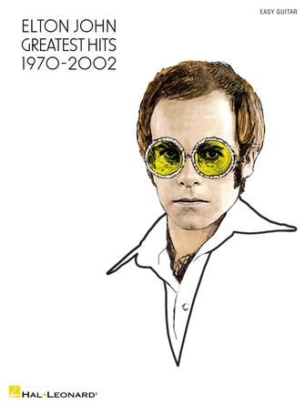 Product Cover for Elton John – Greatest Hits 1970-2002