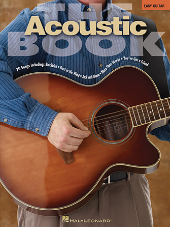 Product Cover for The Acoustic Book