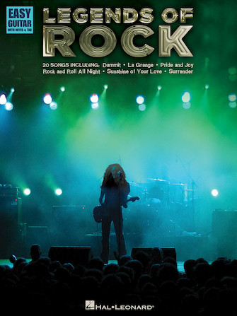 Product Cover for Legends of Rock