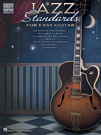 Product Cover for Jazz Standards for Easy Guitar