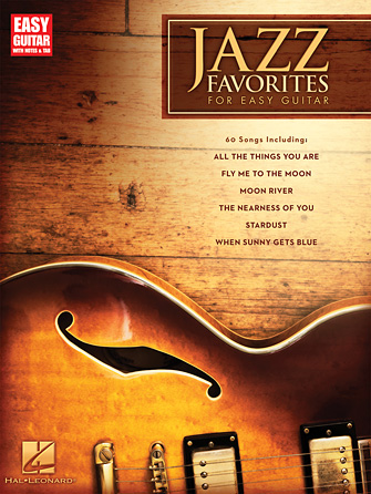 Product Cover for Jazz Favorites for Easy Guitar