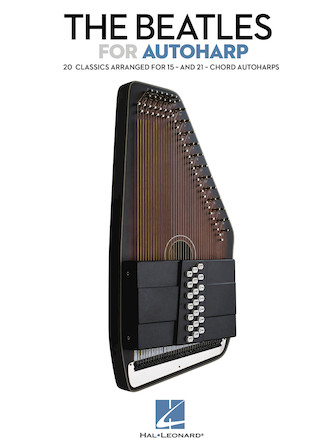 Product Cover for The Beatles for Autoharp