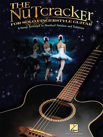 Product Cover for The Nutcracker for Solo Guitar