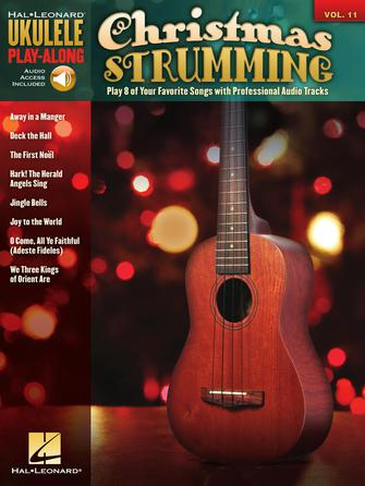 Product Cover for Christmas Strumming