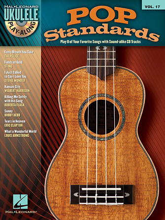 Product Cover for Pop Standards