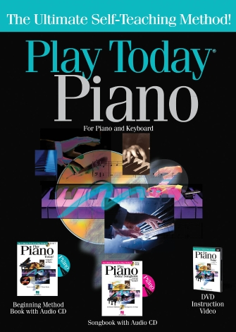 Play Piano Today! Complete Kit