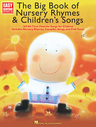 Product Cover for The Big Book of Nursery Rhymes & Children's Songs