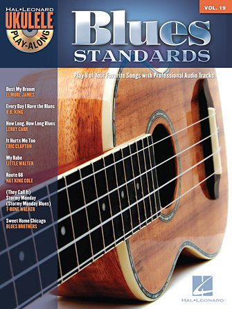 Product Cover for Blues Standards