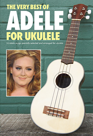 Product Cover for The Very Best of Adele for Ukulele