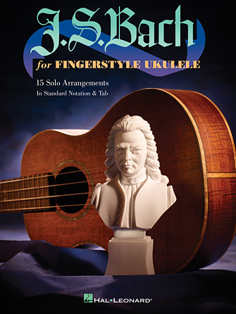 Product Cover for J.S. Bach for Fingerstyle Ukulele