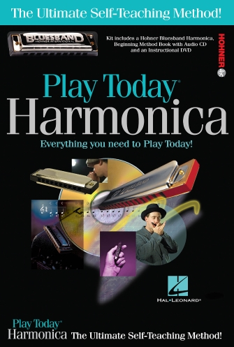 Product Cover for Play Harmonica Today! Complete Kit