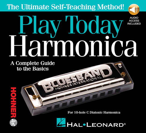 Product Cover for Play Today Harmonica Kit
