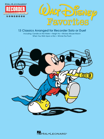Product Cover for Walt Disney Favorites