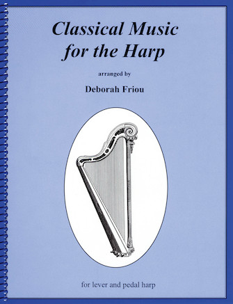 Product Cover for Classical Music for the Harp