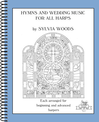 Product Cover for Hymns and Wedding Music for All Harps