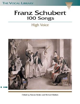 Product Cover for Franz Schubert – 100 Songs