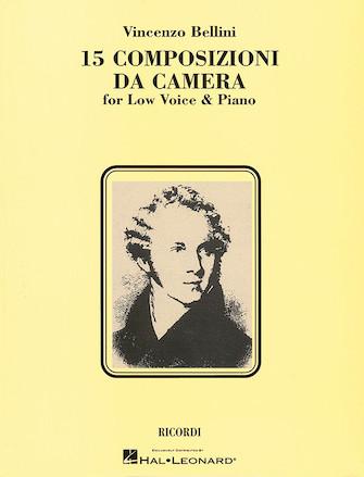 Product Cover for 15 Composizioni da Camera