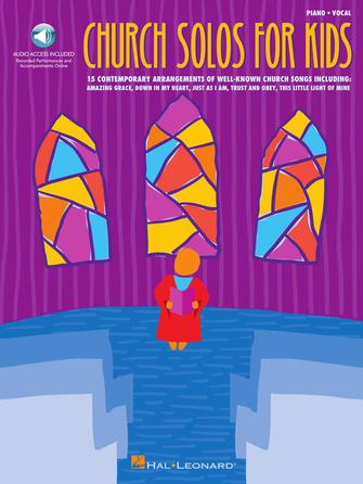 Product Cover for Church Solos for Kids