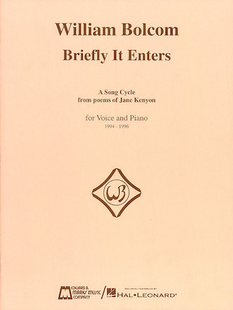 Product Cover for Briefly It Enters