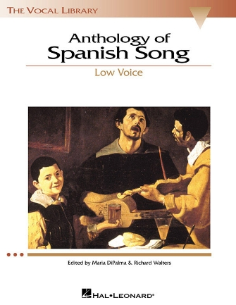 Product Cover for Anthology of Spanish Song