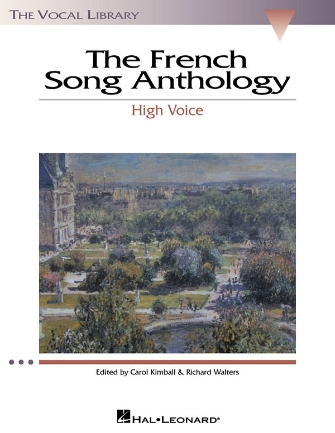 Product Cover for The French Song Anthology