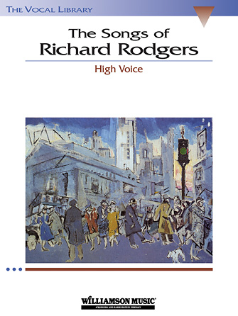 Product Cover for The Songs of Richard Rodgers