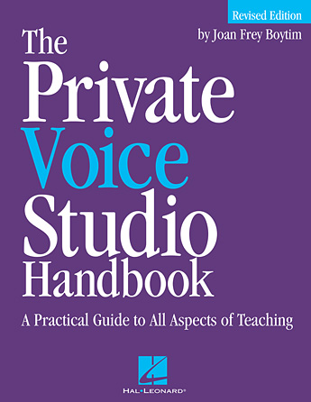 The Private Voice Studio Handbook – Revised Edition