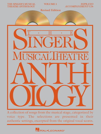 Product Cover for The Singer's Musical Theatre Anthology – Volume 1