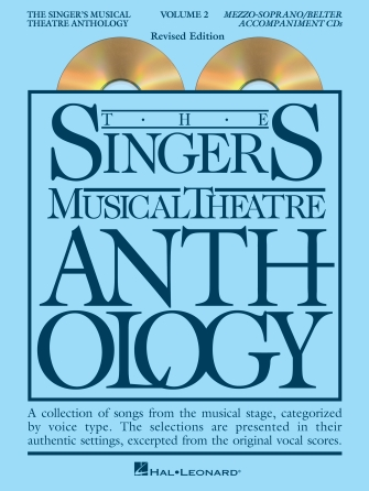 Product Cover for The Singer's Musical Theatre Anthology – Volume 2, Revised