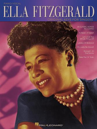 Product Cover for Ella Fitzgerald – Original Keys for Singers
