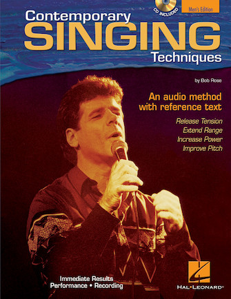 Product Cover for Contemporary Singing Techniques – Men's Edition