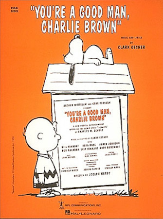 Product Cover for You're a Good Man, Charlie Brown