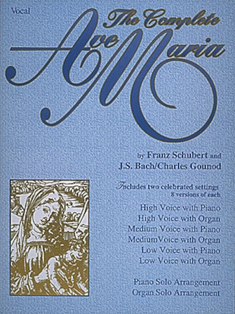 Product Cover for The Complete Ave Maria