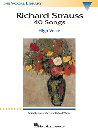 Product Cover for Richard Strauss: 40 Songs