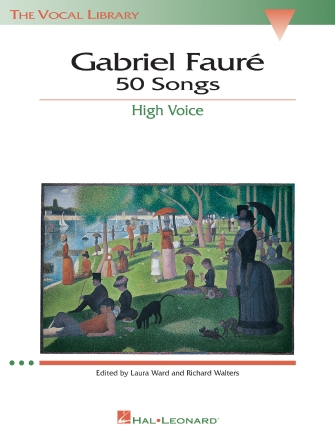 Product Cover for Gabriel Fauré: 50 Songs