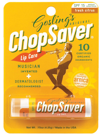 Product Cover for ChopSaver Gold Lip Balm with SPF15