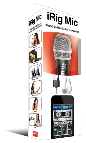 Product Cover for iRig Mic